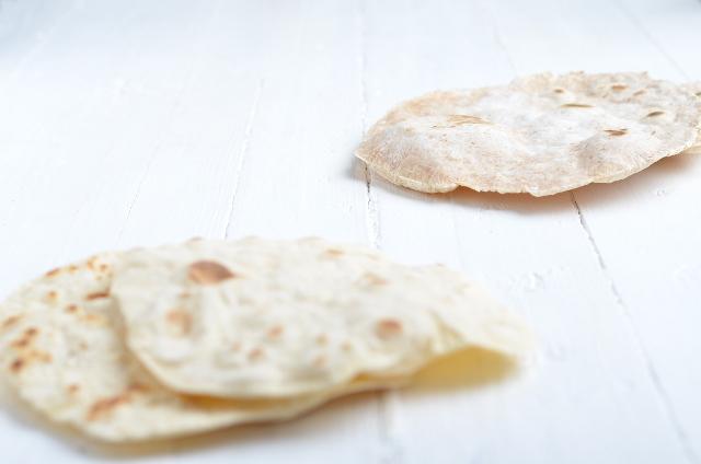 Tortillas de trigo 2
