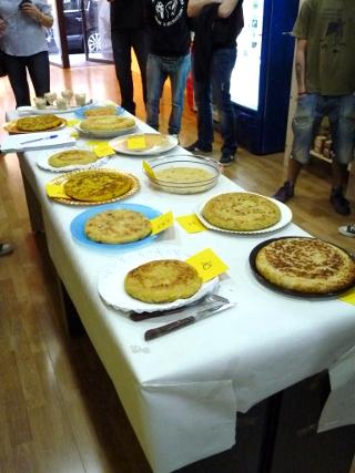 Concurso de tortilla vegana 3