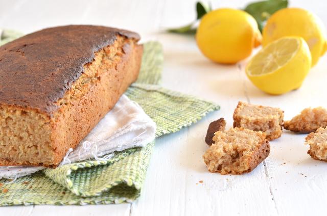 Bizcocho de limón / Lemon cake