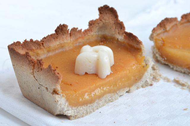 Tarta de naranja 2