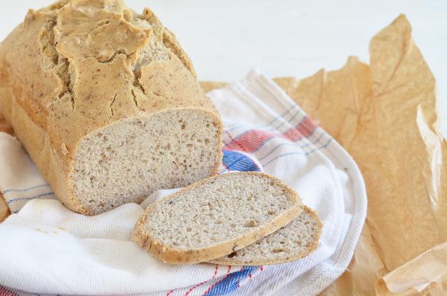 Pan con almidón de patata 2