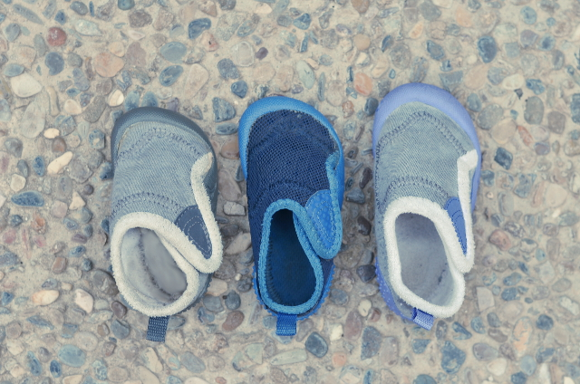 Calzado infantil vegano ergonómico Domyos