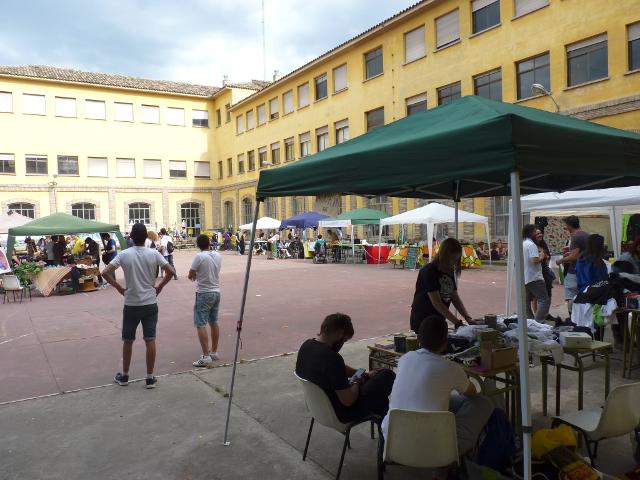 Feria Vegana Zaragoza 2