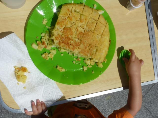 Concurso de tortilla vegana Piztiak 8