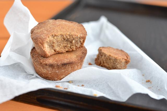 mantecados mantequilla cacahuete