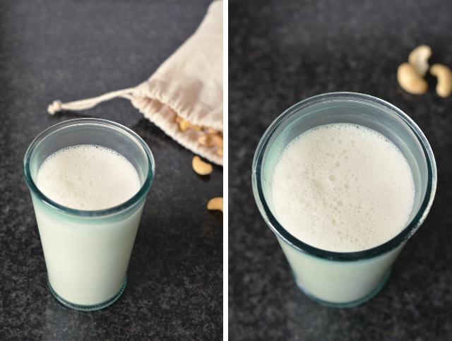 leche anacardo